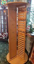 Wood Display Rack Turning