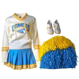 Valley-Girl-Female-Cheerleader-Screen-Worn-Comets-Uniform-Ch-1-Sc-19-22-Set-10