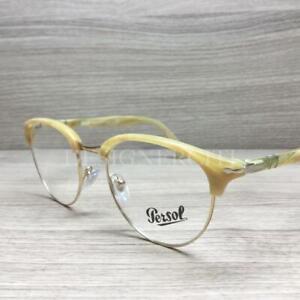 ff077244ff Image is loading Persol-8129-V-8129-Eyeglasses-Light-Horn-1046-