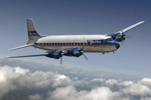 Neu Roden 304-1:144 Douglas DC-6