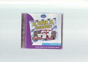 AL-UNSER-JR-ARCADE-RACING-CLASSIC-1998-RACING-PC-GAME-FAST-POST-VGC