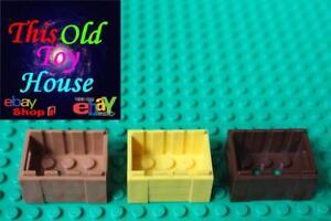 Kreuzloch #BC05 LEGO® 15 x 4032 Platte 2 x 2 rund schwarz  403226