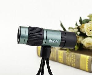 Uk new 10 75x25 pocket size zoom lens night vision monocular