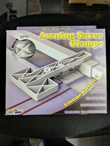 OP Products 10253 Awning Saver Clamp White (4 per pkg) | eBay