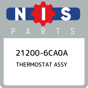 21200-6CA0A-Nissan-Thermostat-assy-212006CA0A-New-Genuine-OEM-Part