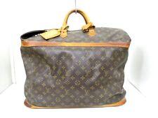 Authentic LOUIS VUITTON Monogram Cruiser Bag 50 M41137 Boston Bag A20960
