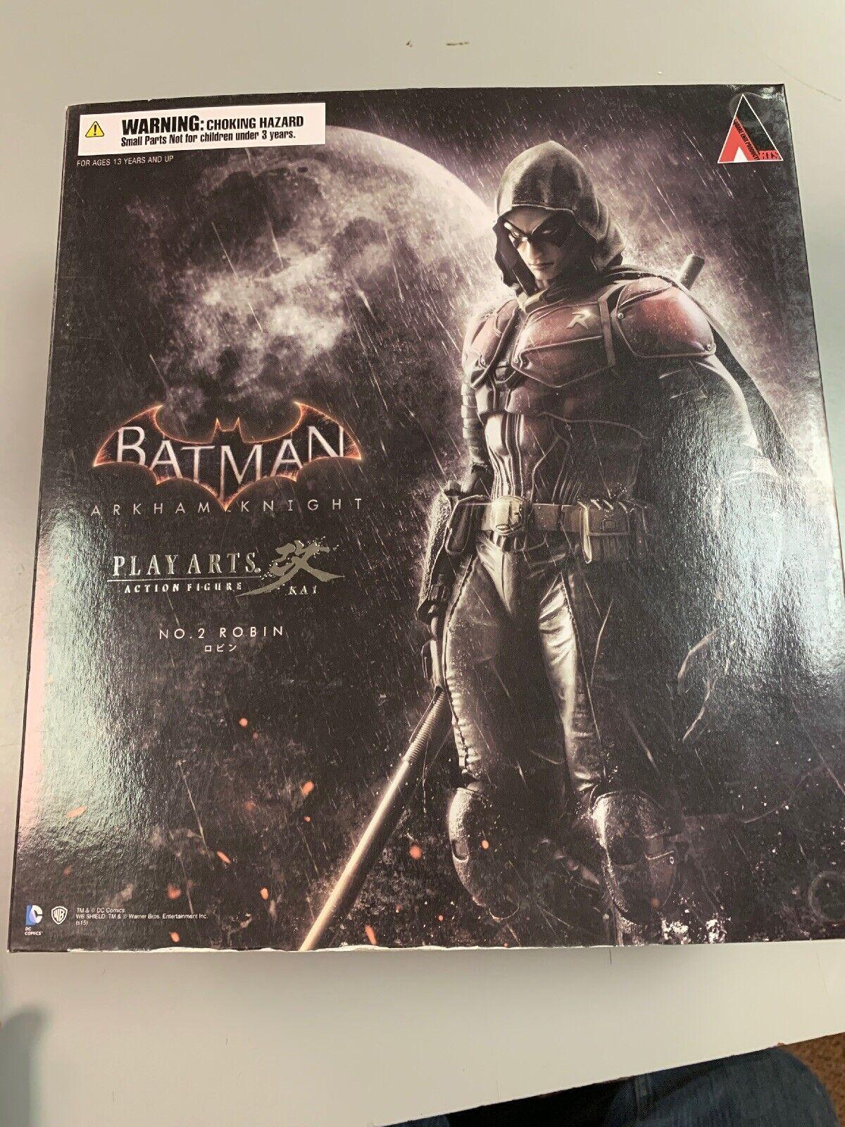 edición limitada en caliente Square Enix, Jugar Arts Kai Dc Comics Arkham Knight – – – Robin  oferta especial