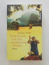 Andrea Vitali Tante Rosina und das verräterische Mieder Roman Piper Verlag