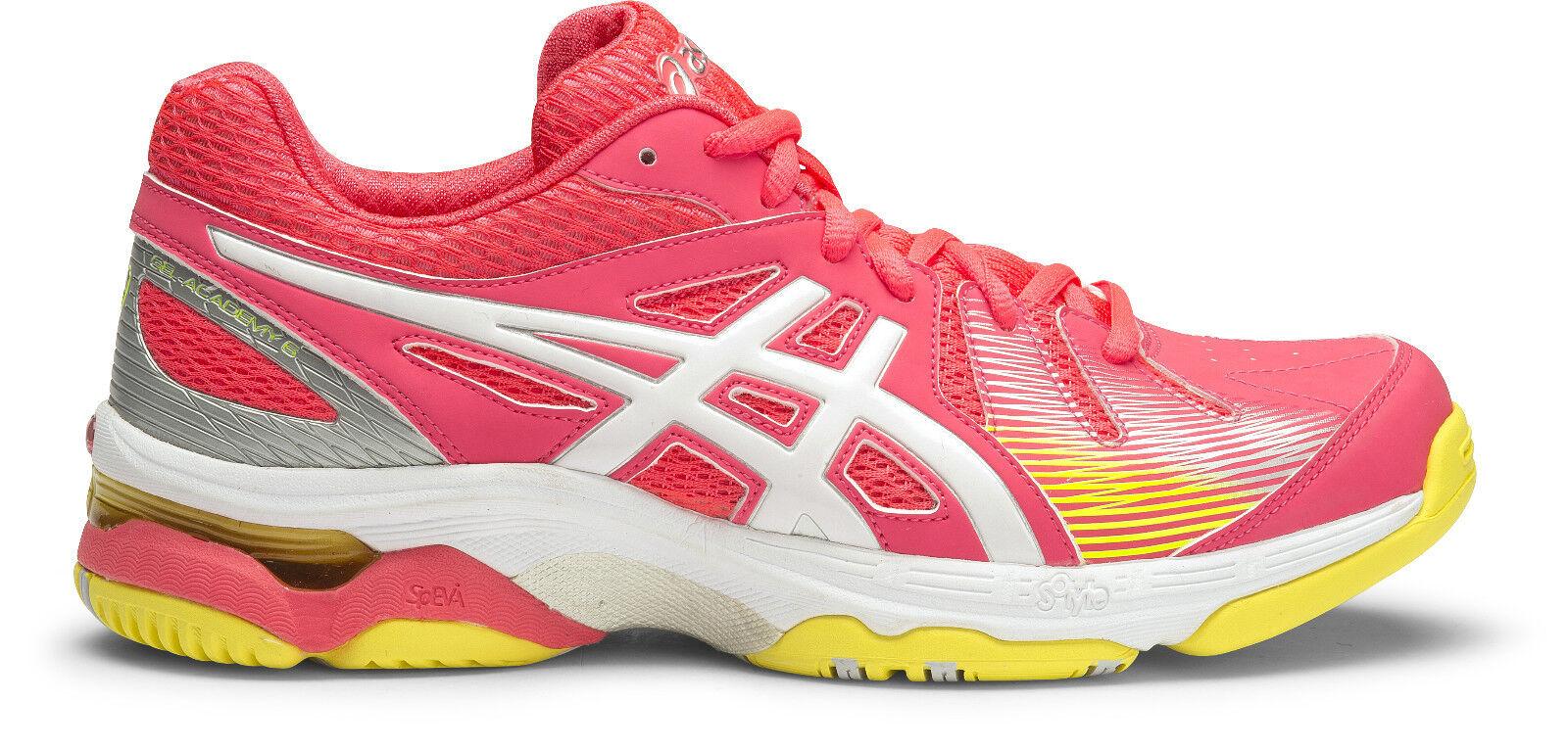 NEW  Asics Gel Academy 6 Womens Netball shoes (B) (2001)