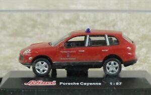 Schuco-H0-Porsche-Cayenne-Feuerwehr