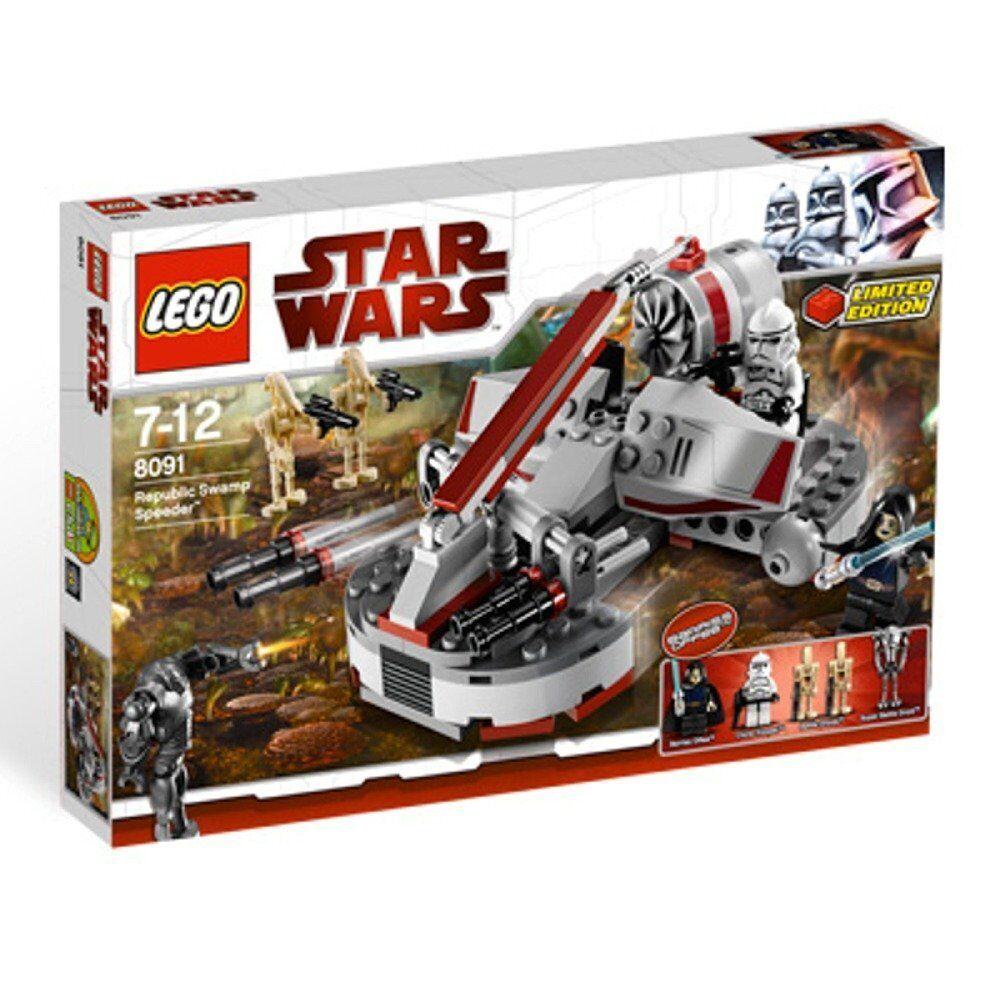 Lego 8091 Republic Swamp  Speeder™  tutti i prodotti ottengono fino al 34% di sconto