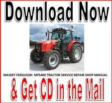 265 Massey Ferguson Tractor Technical Service Shop Repair Manual MF265