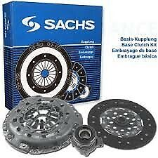 Chevrolet Captiva 2.4 Clutch Kit+Concentric