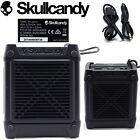 New Skullcandy Shrapnel Bluetooth Wireless Speaker with Mic Waterproof Black