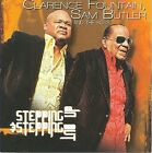 Stepping Up & Stepping Out * by Clarence Fountain/Sam Butler & the Boys (CD, Aug-2009, Tyscot Records)