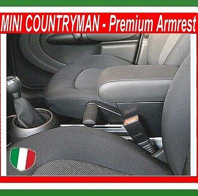 MINI COUNTRYMAN - ACCOUDOIR REGLABLE PREMIUM -PORTE OBJETS-armrest-Made in Italy