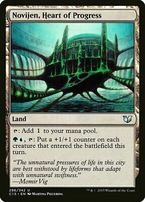 1X Coral Atoll Commander 2014 NM  Land Uncommon MAGIC GATHERING CARD Fast S/&H.
