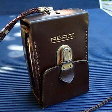 REALT Luxe Paris Posemètre Housse Cuir Disques 9x6x4 Cm 200 Grs Collection Vitr.