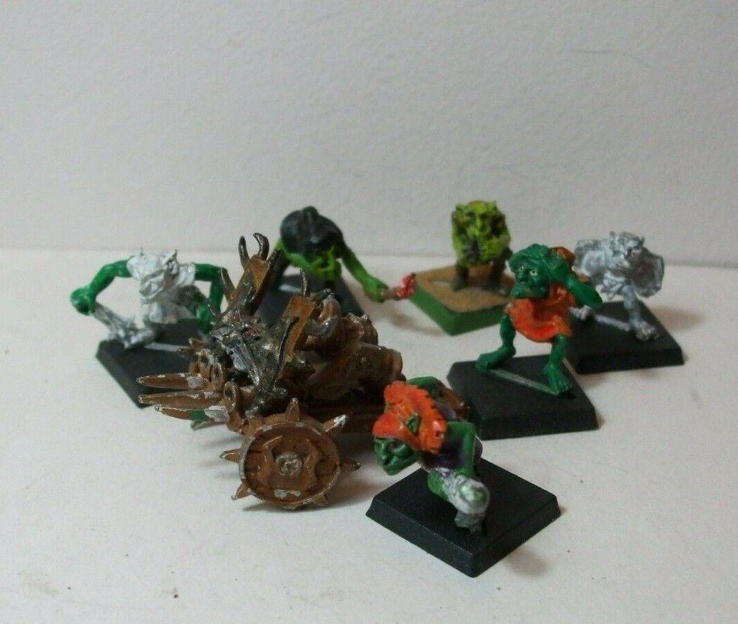 Citadel metal slotta Goblin Lead Belcher (Cannon) 1985 OOP