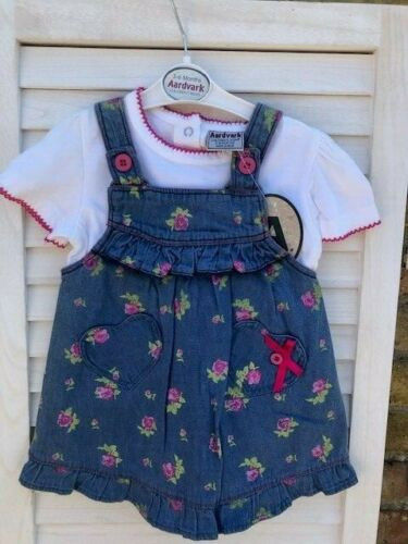 Tracey pinafore