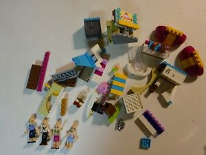 Lego Lot 50 Accessories Food Utensils Weapons Headgear cups bowls for Minifigure