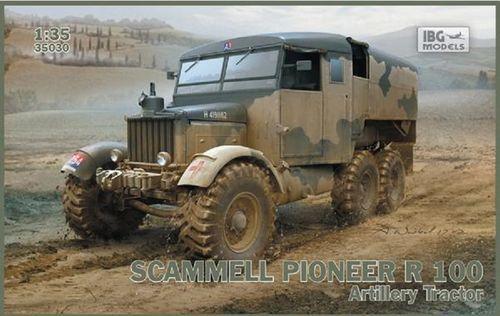 IBG SCAMMELL PIONEER R100 35030