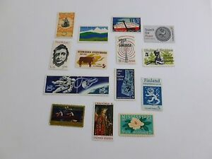 United-States-Scott-1323-1337-the-1967-set-of-Commemorative-stamps-all-mint