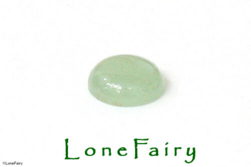 Genuine Gemstone 8mm Round Flat Back Cabochons Jewellery Moonstone Amber Lapis