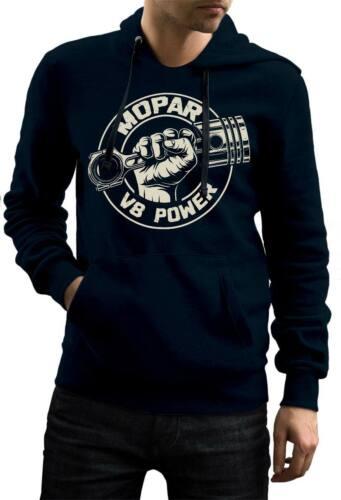 Hommes Hoodie Capuche Sweatshirt Pull Motif Voiture Hot Rod USA Motif