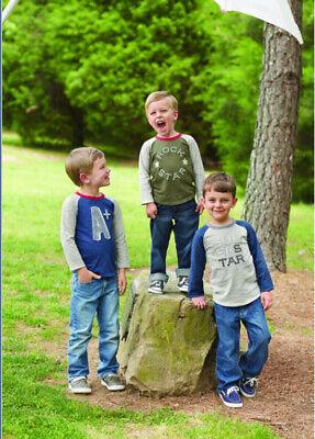Affidabile Mud Pie Mk6 Per La Scuola Bambino Del Ragazzo T-shirt Di Cotone 1052153 Scegli Con Una Reputazione Da Lungo Tempo