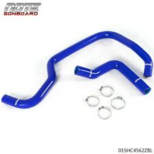 Fit For 2007 2013 Chevrolet Silverado 1500 Red Silicone Radiator Hose Kit Fits Chevrolet