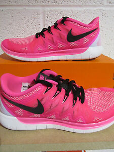 Details about nike womens free 5.0 trainers 642199 603 sneakers shoes