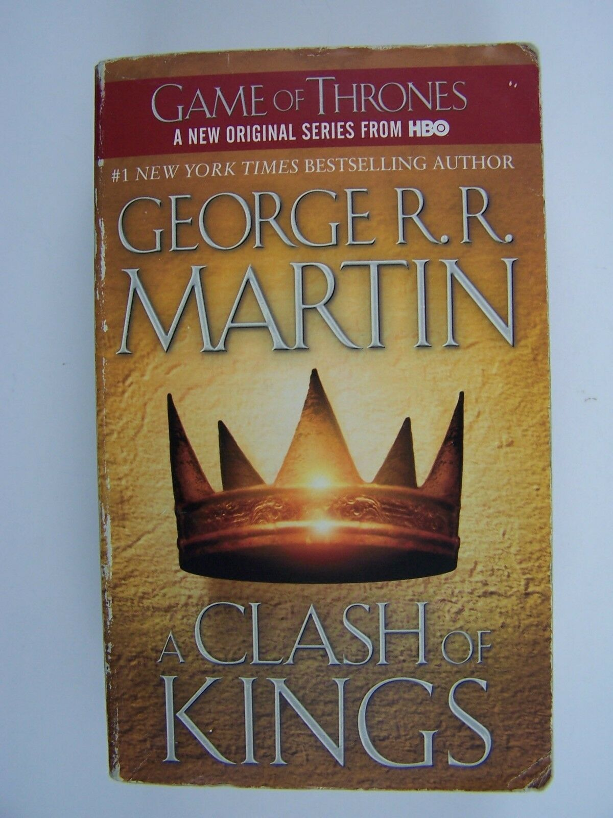 George R. R. Martin A Clash of Kings Song of Ice and Fi