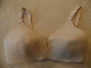 d3a768a4cf THYME MATERNITY NURSING BRA nude beige FULL COVERAGE wire free GREAT ...