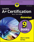 Comptia A+ (R) Certification All-In-One for Dummies (R), 4th Edition by Edward Tetz, Timothy Warner, Glen E. Clarke (Paperback, 2016)