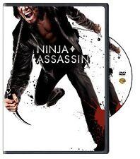 Ninja Assassin Dvd 2009 For Sale Online Ebay