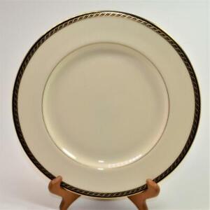 LENOX-Fine-Porcelain-Made-USA-PRESIDENTIAL-TYLER-Pattern-10-1-2-034-d-Dinner-Plate