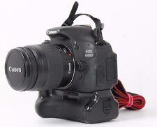 Canon EOS 600D Digitalkamera KIT EF 28-80 mm Objektiv ca.11100 Auslö. v.Händler