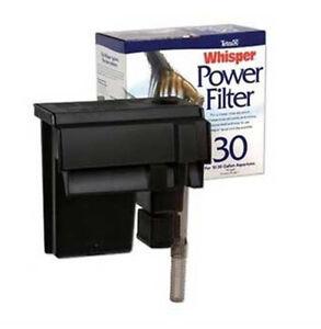 whisper power filter 20 instructions