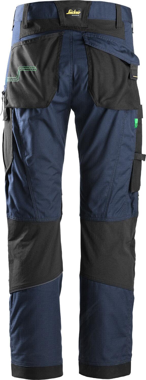 SNICKERS Flexiwork Marina Pantaloni Pantaloni Pantaloni Pantaloni Federale Lavoro Pantaloni artigiani MIS. 54 7f564d