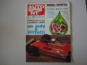 AUTOSPRINT-20-1979-GP-F1-BELGIO-ZOLDER-SHEKHAR-MEHTA-FIAT-127-TOP-SUNBEAM-1000