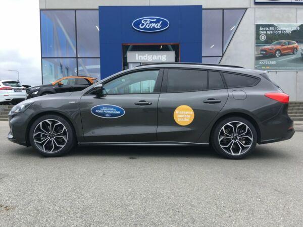 Ford Focus 1,0 EcoBoost ST-Line Business stc. - billede 1
