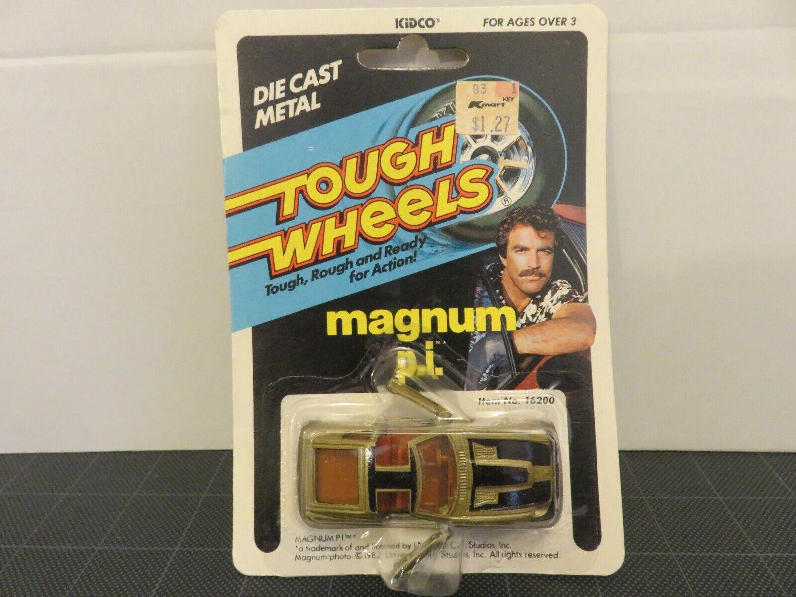tiendas minoristas Kidco resistente ruedas Magnum P.I. Datsun Datsun Datsun 280 ZX 1982 de metal fundido a troquel  ahorra hasta un 30-50% de descuento