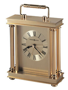 Delicieux Image Is Loading 645 584 AUDRA A BRASS TABLE CLOCK BY