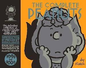 Actif Brand New-the Complete Peanuts 1999-2000 Volume 25 Par Charles M. Schulz-afficher Le Titre D'origine éConomisez 50-70%
