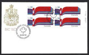Canada-916-URpb-New-Constitution-New-1982-Unaddressed