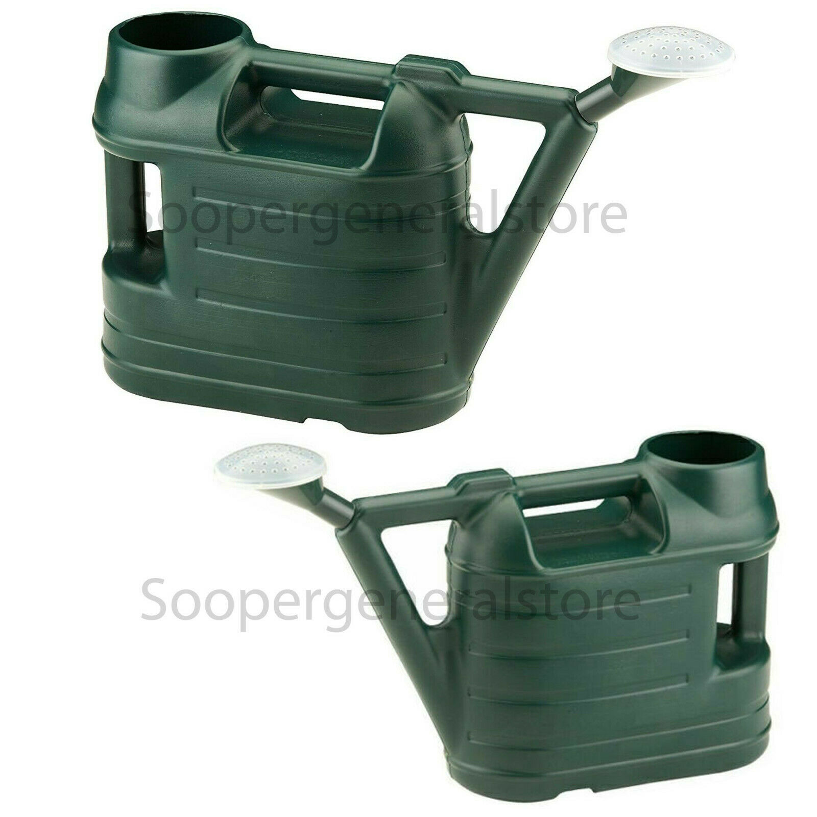 Plants Watering Can Gardening Flower Water Sprinkler Plastic Can Container 6.5 L