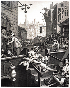 William-Hogarth-Gin-Lane-Vintage-1751-Repro-Art-Print-10-x-8-Pro-Archival-Matt
