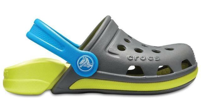 Crocs Electro III Clog Slate Grey