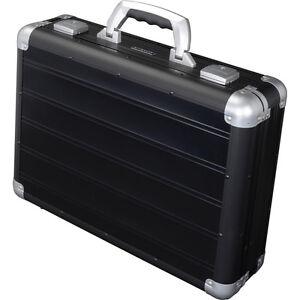 Aktenkoffer-Aluminium-aktentasche-Dokumentenkoffer-Sicherheitsschloss-ALUMAXX